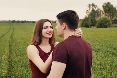 Menschen für Adventskalender für Paare