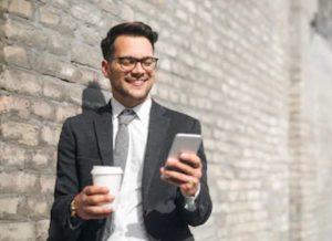 Der Kauf von einem Handy