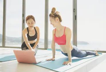 Ictiva Online-Fitnessplan